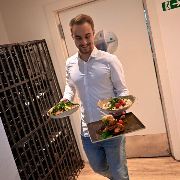 Jan – Restaurantfachmann